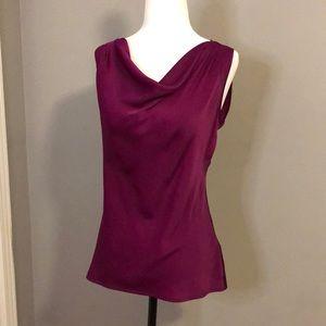 Jacob xs sleeveless silk blouse.